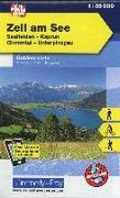 Cover-Bild zu Hallwag Kümmerly+Frey AG (Hrsg.): Zell am See, Saalfelden, Kaprun, Glemmtal, Unterpinzgau. 1:35'000