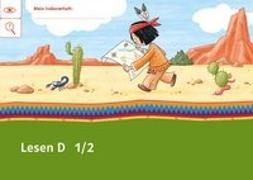 Cover-Bild zu Indianerheft: Lesen D 1/2