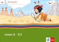 Cover-Bild zu Mein indianerheft. Lesen 1. Leseheft Anfangsunterricht 1. Schuljahr
