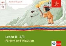 Cover-Bild zu Mein Indianerheft. Lesen B. Fördern und Inklusion. Arbeitsheft 2./3. Schuljahr