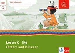 Cover-Bild zu Mein Indianerheft. Lesen C. Fördern und Inklusion. Arbeitsheft 3. Schuljahr
