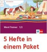 Cover-Bild zu Mein Indianerheft. Word Trainer. Arbeitsheft Klasse 1/2 (5-er Paket)