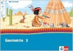 Cover-Bild zu Mein Indianerheft. Geometrie. Arbeitsheft 3. Schuljahr