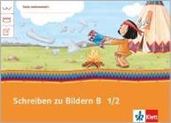 Cover-Bild zu Mein Indianerheft. Schreiben zu Bildern 2. Klasse 1