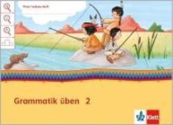 Cover-Bild zu Mein Indianerheft. Grammatik üben. Arbeitsheft 2. Schuljahr