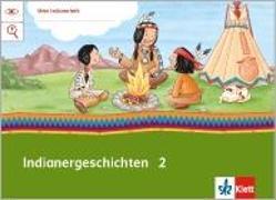 Cover-Bild zu Mein Indianerheft. Indianer-Geschichten. Arbeitsheft 2. Schuljahr
