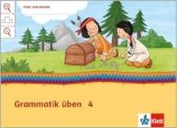 Cover-Bild zu Mein Indianerheft. Grammatik üben. Arbeitsheft 4. Schuljahr