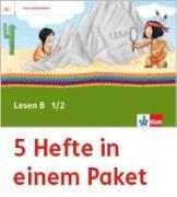 Cover-Bild zu Mein Indianerheft. Lesen B. Arbeitsheft Klasse 1/2 (5-er Paket)