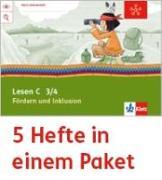 Cover-Bild zu Mein Indianerheft. Lesen C. Fördern und Inklusion. Arbeitsheft Klasse 3 (5-er Paket)