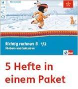 Cover-Bild zu Mein Indianerheft. Richtig rechnen B. Fördern und Inklusion. Arbeitsheft Klasse 1/2 (5-er Paket)