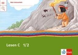 Cover-Bild zu Mein Indianerheft. Lesen C. Klasse 1/2