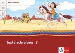 Cover-Bild zu Mein Indianerheft. Texte schreiben 3. Arbeitsheft 3. Schuljahr