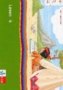 Cover-Bild zu Mein Indianerheft. Lesen 4