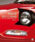 Cover-Bild zu Long, Brian: The Book of the Mazda MX-5 Miata: The 'mk1' Na-Series - 1988 to 1997