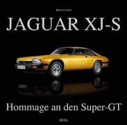 Cover-Bild zu Long, Brian: Jaguar XJ-S