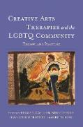 Cover-Bild zu Macwilliam, Briana (Hrsg.): Creative Arts Therapies and the LGBTQ Community (eBook)
