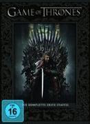 Cover-Bild zu Game of Thrones Staffel 01 / 3. Auflage von Benioff, David (Schausp.)
