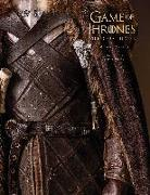 Cover-Bild zu Game of Thrones: The Costumes, the official book from Season 1 to Season 8 von Clapton, Michele