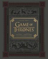 Cover-Bild zu Inside Hbo's Game of Thrones: Seasons 1 & 2 (Game of Thrones Book, Book about HBO Series) von Cogman, Bryan
