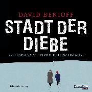 Cover-Bild zu Stadt der Diebe (Audio Download) von Benioff, David