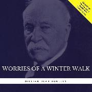 Cover-Bild zu Worries of a Winter Walk (Audio Download) von Howells, William Dean