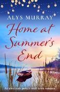 Cover-Bild zu Murray, Alys: Home at Summer's End (eBook)