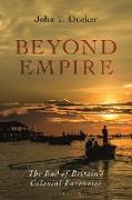 Cover-Bild zu Ducker, John T.: Beyond Empire (eBook)