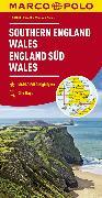 Cover-Bild zu Großbritannien England Süd, Wales. 1:300'000