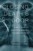 Cover-Bild zu Saks, Michael J.: Closing Death's Door (eBook)