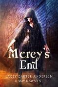 Cover-Bild zu Andersen, Lacey Carter: Mercy's End: A Short Paranormal Reverse Harem Romance (Guild of Assassins, #0) (eBook)