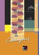 Cover-Bild zu Campus A plus 1 von Müller, Stefan (Hrsg.)