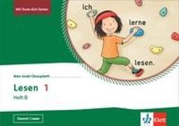 Cover-Bild zu Mein Anoki-Übungsheft. Lesen 1. Heft B. Übungsheft Klasse 1