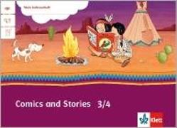 Cover-Bild zu Mein Anoki-Übungsheft. Comics und Stories. Arbeitsheft 3.-4. Schuljahr