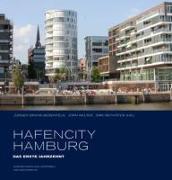 Cover-Bild zu Bruns-Berentelg, Jürgen: HafenCity Hamburg. Das erste Jahrzehnt