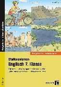 Cover-Bild zu Stationenlernen Englisch 7. Klasse von Bojes, Manfred