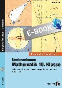 Cover-Bild zu Stationenlernen Mathematik 10. Klasse (eBook) von Röser, Thomas