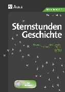 Cover-Bild zu Sternstunden Geschichte 9-10 von Lauenburg, Frank