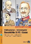 Cover-Bild zu Stationenlernen Geschichte 9/10 Band 1 - inklusiv von Lauenburg, Frank