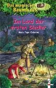 Cover-Bild zu Pope Osborne, Mary: Das magische Baumhaus 25 - Im Land der ersten Siedler