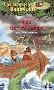 Cover-Bild zu Pope Osborne, Mary: Das magische Baumhaus 15 - Insel der Wikinger
