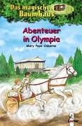 Cover-Bild zu Pope Osborne, Mary: Das magische Baumhaus 19 - Abenteuer in Olympia