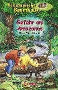 Cover-Bild zu Pope Osborne, Mary: Das magische Baumhaus 6 - Gefahr am Amazonas