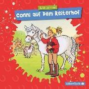 Cover-Bild zu Boehme, Julia: Conni auf dem Reiterhof