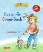 Cover-Bild zu Schneider, Liane: Das große Conni-Buch