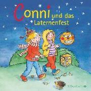 Cover-Bild zu Schneider, Liane: Conni und das Laternenfest