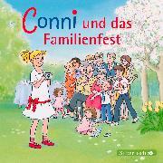 Cover-Bild zu Boehme, Julia: Conni und das Familienfest
