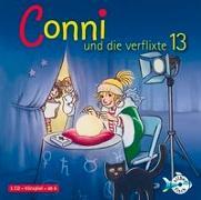 Cover-Bild zu Boehme, Julia: Conni und die verflixte 13