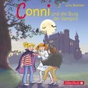 Cover-Bild zu Boehme, Julia: Conni und die Burg der Vampire
