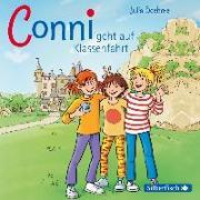 Cover-Bild zu Conni geht auf Klassenfahrt