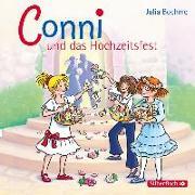 Cover-Bild zu Boehme, Julia: Conni und das Hochzeitsfest